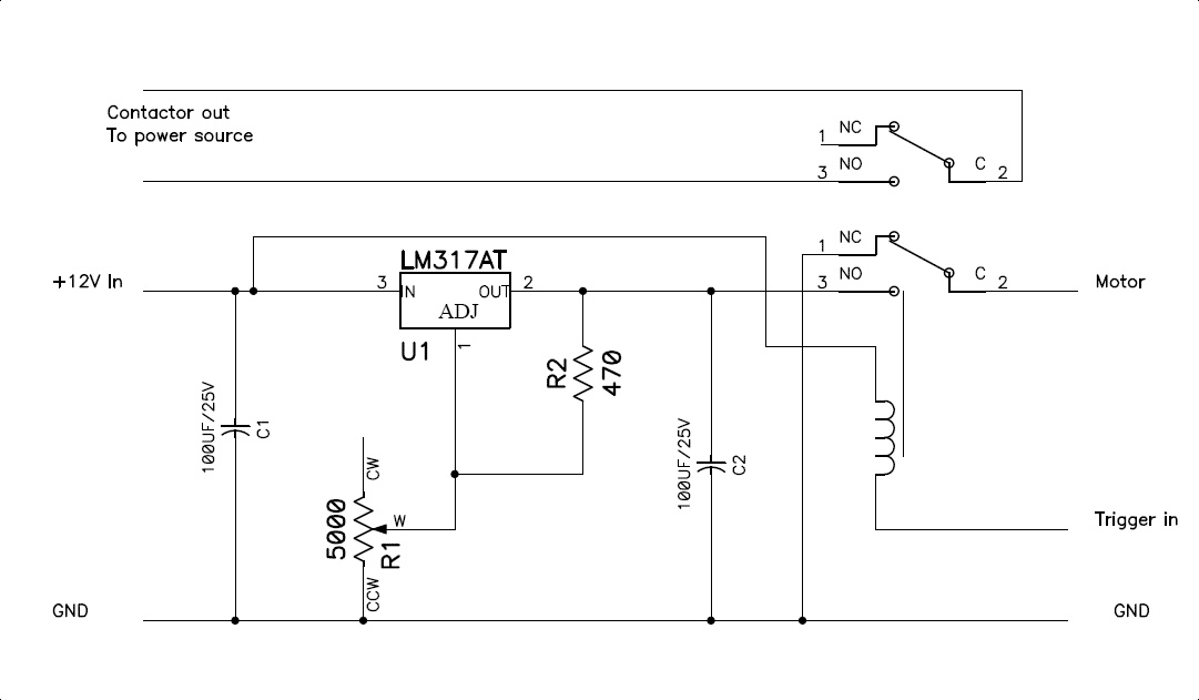 feeder anyone got mig pcb schematics? mig welding forum Welder Circuit Diagram at bakdesigns.co