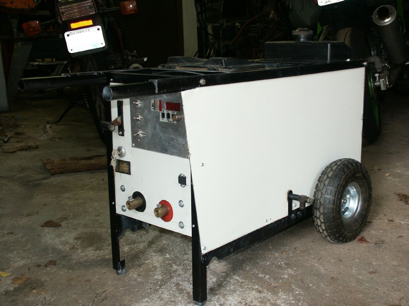 DIY Welder - Second Prototype
